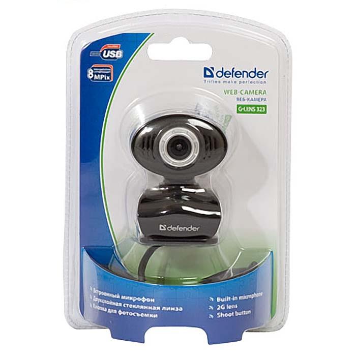 defender g-lens 323-i скачать драйвер для xp